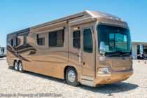 2006 Monaco RV Signature Commander IV Diesel Pusher W/ 600HP, King, Aqua Hot Consignment RV