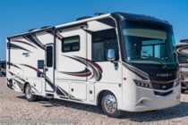 2018 Jayco Precept 31UL Class A Gas RV for Sale W/ Auto Jacks, Ext TV