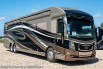 2015 American Coach American Heritage 45T Bath & 1/2 Luxury Diesel Pusher W/ 600HP, Aqua Hot, King