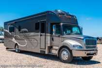2017 Dynamax Corp Dynaquest XL 37RB Bath & 1/2 Luxury Diesel Super C W/ 450HP, King, W/D