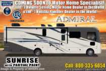 2020 Holiday Rambler Admiral 35R Class A Gas RV W/ Theater Seats, 2 A/Cs, King