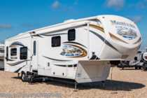 2014 Keystone Montana 3900FB Bath & 1/2 5th Wheel RV W/ Theater Seats, King, W/D