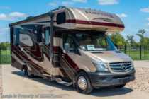 2018 Forest River Forester MBS 2401R Sprinter Diesel RV for Sale W/ OH Loft & Ext TV