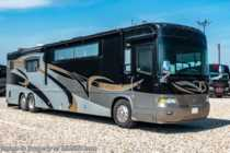 2009 Country Coach Veranda 400 Bath & 1/2 Diesel Pusher W/ Fold-Out Veranda Consignment RV
