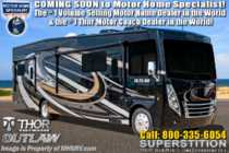 2020 Thor Motor Coach Outlaw 38MB Toy Hauler RV for Sale W/ Dual Pane, Garage Sofas