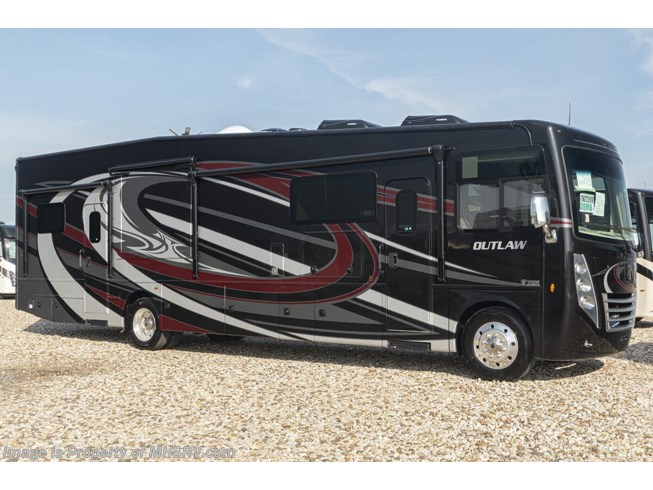New 2020 Thor Motor Coach Outlaw 38MB available in Alvarado, Texas