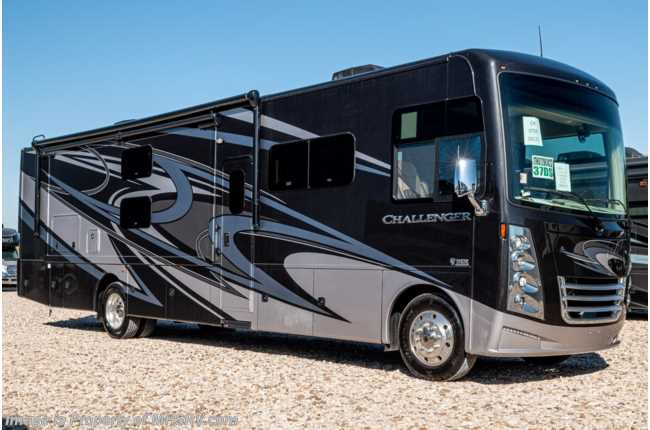 2020 Thor Motor Coach Challenger 37DS 2 Full Bath Bunk Model Class A RV W/ Theater Seats & King