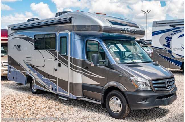 2020 Coachmen Prism Elite 24EF Sprinter Diesel RV for Sale W/ 15K A/C, Jacks & WiFi