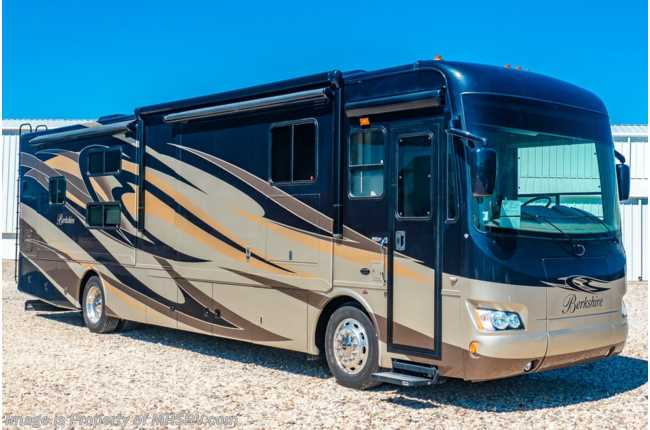 2014 Forest River Berkshire 390BH-60 Bunk Model Diesel Pusher W/ Ext TV, Sat Consignment RV