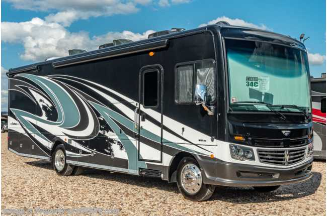 2020 Fleetwood Southwind 34C RV for Sale W/ OH Loft, Theatre Seating, Collision Avoidance