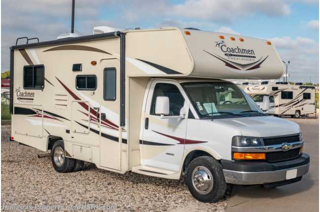 2015 Coachmen Freelander  21QB Class C for Sale W/ Ext TV Consignment RV