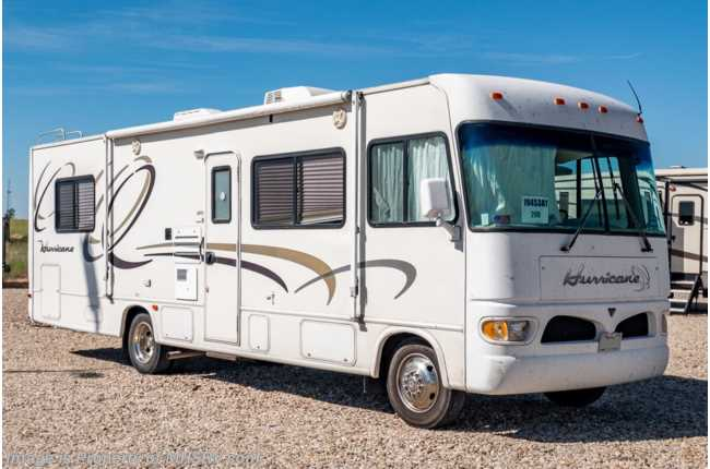 2003 Thor Motor Coach Hurricane 29D Class A Gas RV for Sale at MHSRV