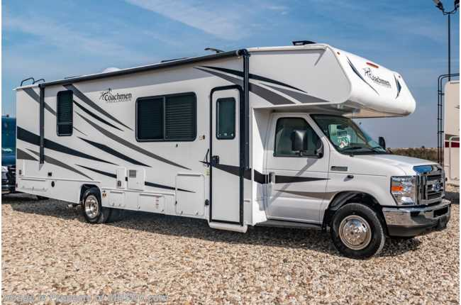 2020 Coachmen Freelander  31FS W/ Dual A/Cs, Recliners, Ext TV