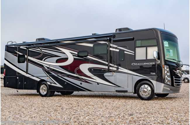 2020 Thor Motor Coach Challenger 37FH Bath & 1/2 RV W/ King & Theater Seats