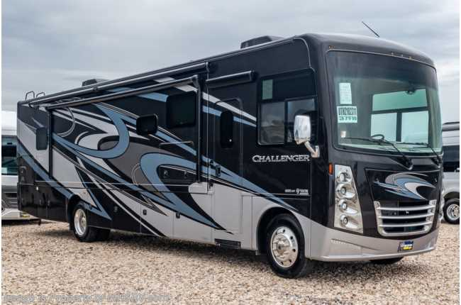 2020 Thor Motor Coach Challenger 37FH Bath & 1/2 RV W/ King, OH Loft, Ext TV