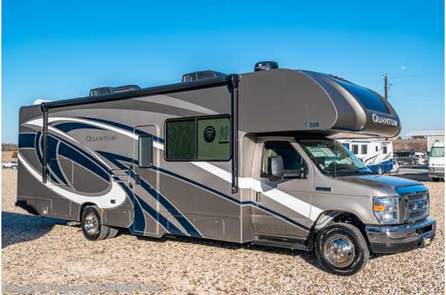 2020 Thor Motor Coach Quantum KW29 RV for Sale W/ Theater Seats, FBP, 2 A/Cs, King