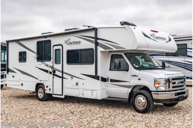 2020 Coachmen Freelander  29KB W/ Dual Recliners, Dual A/Cs, Ext TV, & King Bed