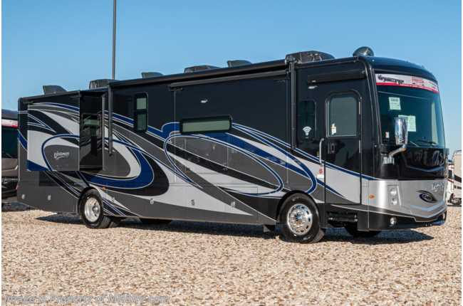 2020 Fleetwood Discovery 38N 2 Full Bath Bunk Model RV W/ 360HP, Theater Seats, 3 A/Cs