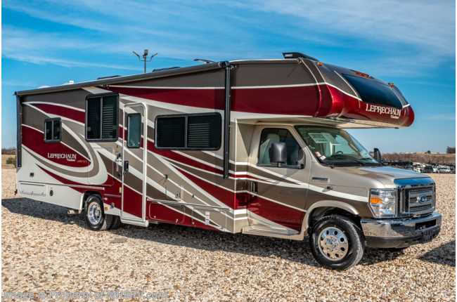 2020 Coachmen Leprechaun 298KB Class C RV W/ King, 2 A/Cs, Rims, Jacks, Ext TV