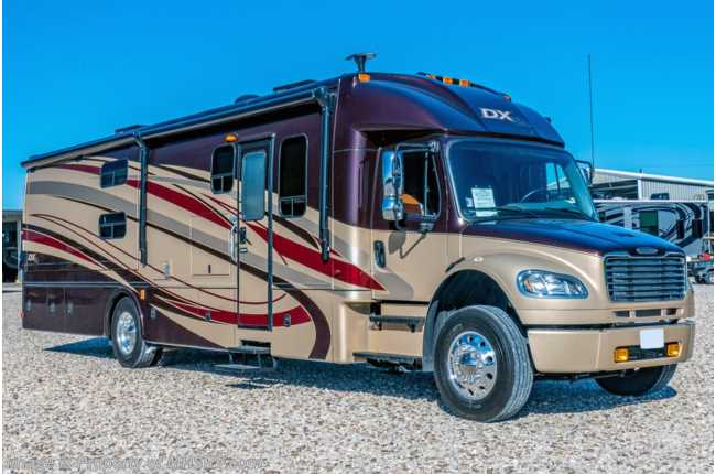 2015 Dynamax Corp DX3 37BH Bunk Model Diesel Super C W/ 350HP Consignment RV