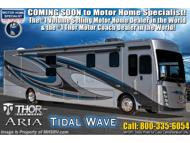 New 2021 Thor Motor Coach Aria 4000 available in Alvarado, Texas