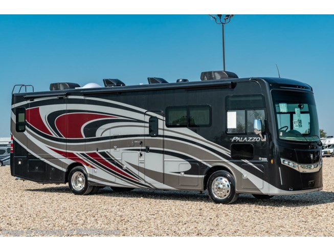 New 2021 Thor Motor Coach Palazzo 33.5 available in Alvarado, Texas