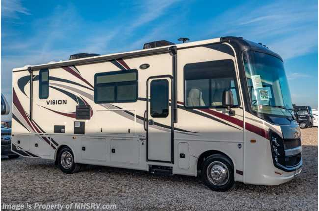 2020 Entegra Coach Vision 27A RV for Sale at MHSRV W/ King, OH Loft