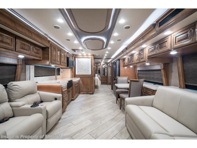 2020 American Coach American Dream 45A - New Diesel Pusher For Sale by Motor Home Specialist in Alvarado, Texas features Theater Seating, Bath & 1/2
