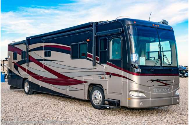 2006 Thor Motor Coach Tuscany 4074 Diesel Pusher RV for Sale