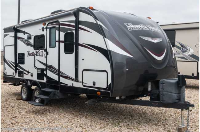 2015 Heartland RV North Trail  NT 22RBK Travel Trailer RV for Sale at MHSRV W/ Ext TV