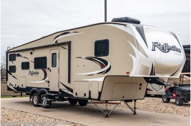 2017 Grand Design Reflection 28BH Bunk Model 5th Wheel RV W/ Ext TV