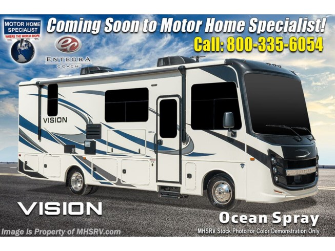 New 2021 Entegra Coach Vision 27A available in Alvarado, Texas
