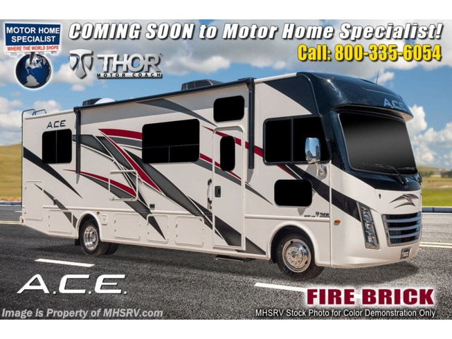 New 2021 Thor Motor Coach A.C.E. 30.4 available in Alvarado, Texas