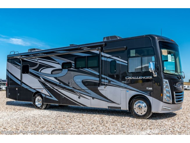 New 2021 Thor Motor Coach Challenger 35MQ available in Alvarado, Texas