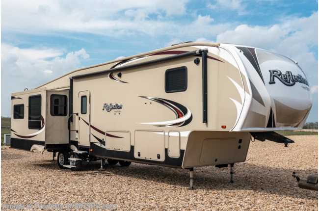2016 Grand Design Reflection 367BHS W/ Auto Level, 2 A/Cs, Power Awning