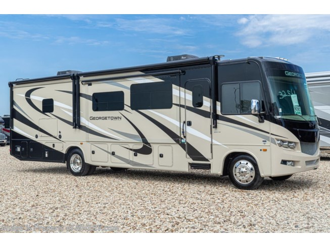 New 2021 Forest River Georgetown 5 Series GT5 34H5 available in Alvarado, Texas