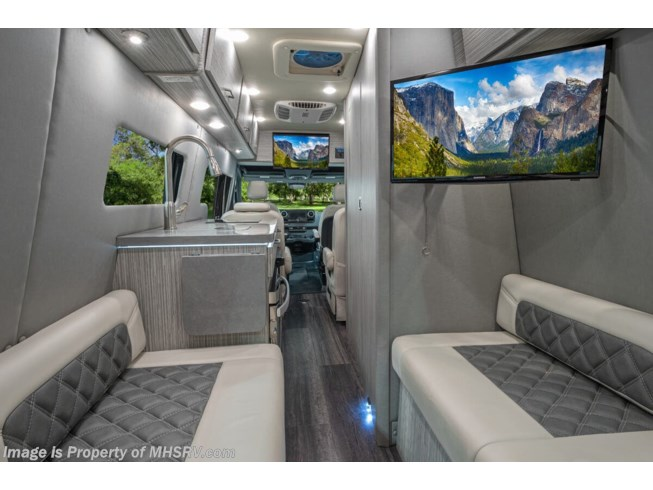 2021 Foretravel IC-24 Micro-Villa 4 (MV4) 4x4 Lithium Edition - New Class B For Sale by Motor Home Specialist in Alvarado, Texas