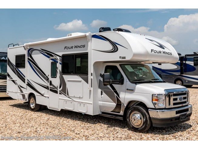 New 2021 Thor Motor Coach Four Winds 28Z available in Alvarado, Texas