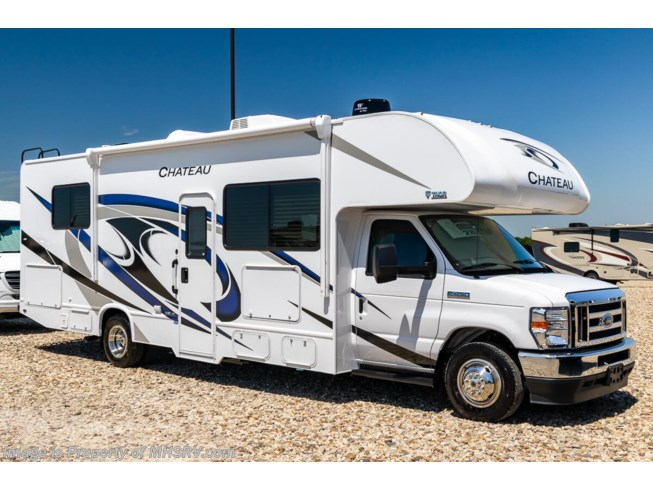 New 2021 Thor Motor Coach Chateau 28Z available in Alvarado, Texas