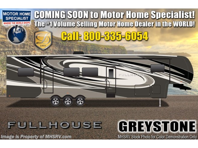 New 2021 DRV Full House LX455 available in Alvarado, Texas