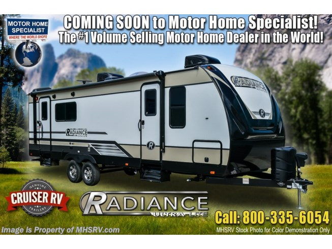 New 2021 Cruiser RV Radiance Ultra-Lite 32BH available in Alvarado, Texas