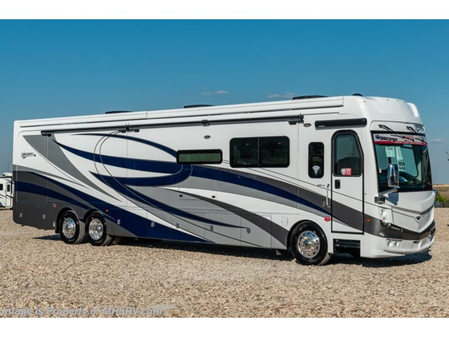 New 2021 Fleetwood Discovery LXE 44H available in Alvarado, Texas