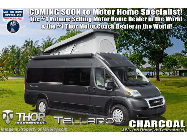 New 2021 Thor Motor Coach Tellaro 20AT available in Alvarado, Texas