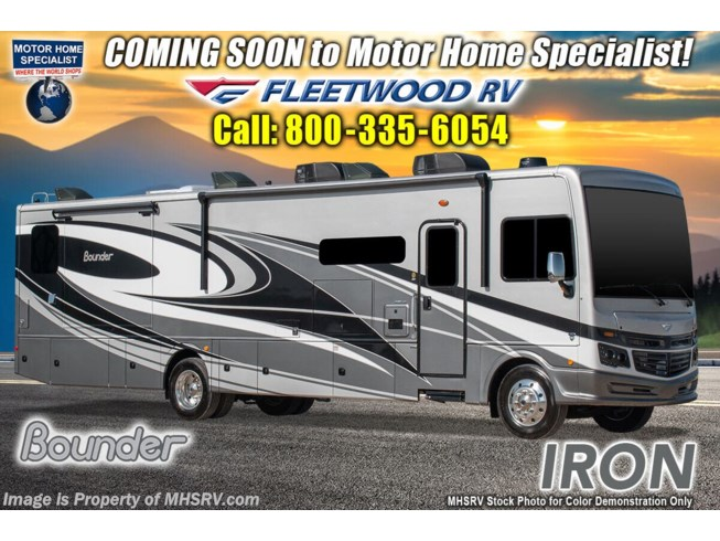 New 2021 Fleetwood Bounder 36F available in Alvarado, Texas