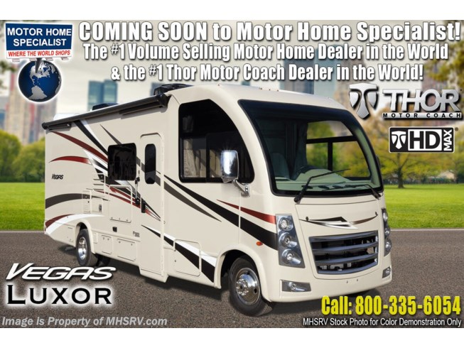 New 2021 Thor Motor Coach Vegas 24.1 available in Alvarado, Texas