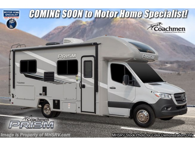 New 2021 Coachmen Prism Select 24FS available in Alvarado, Texas