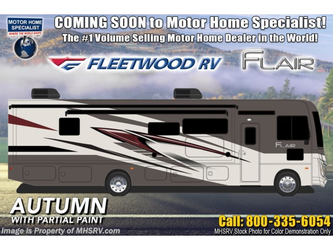 New 2021 Fleetwood Flair 34J available in Alvarado, Texas
