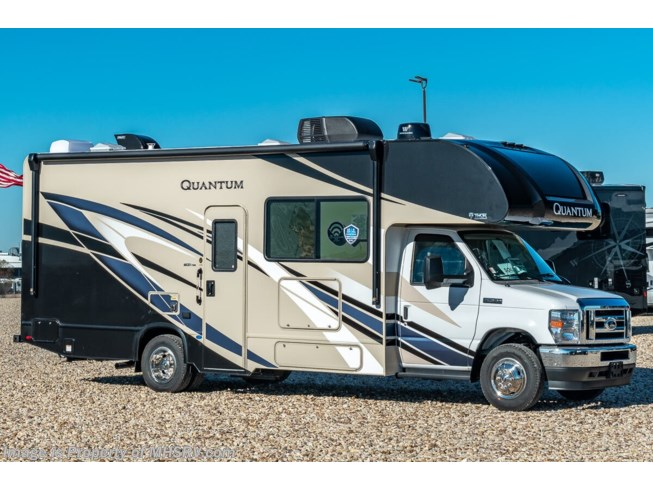 New 2021 Thor Motor Coach Quantum LH26 available in Alvarado, Texas