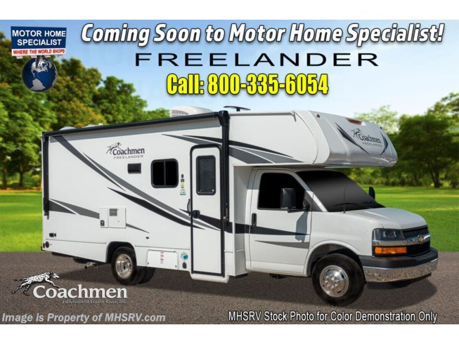 New 2021 Coachmen Freelander  21QB available in Alvarado, Texas