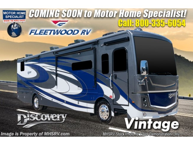 New 2021 Fleetwood Discovery 38N available in Alvarado, Texas